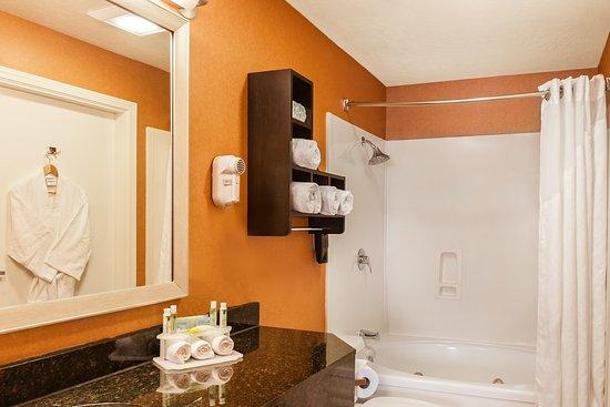 Morgan Hill, CA: Jacuzzi Suite