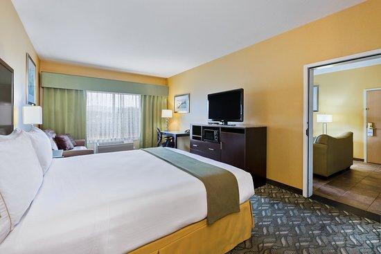 Morgan Hill, Califórnia: One Bedroom King Suite