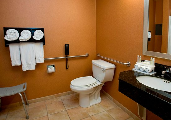 Morgan Hill, Californie : Guest Bathroom