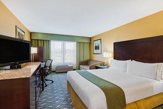 Morgan Hill, Kalifornia: King Bed Guest Room