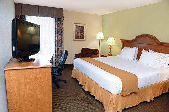 Fultondale, AL: King Bed Guest Room