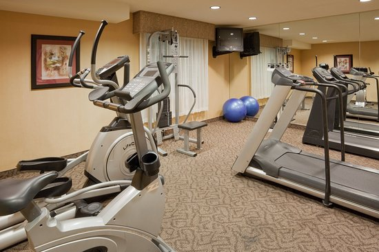 Holiday Inn Express Livermore: Fitness Center