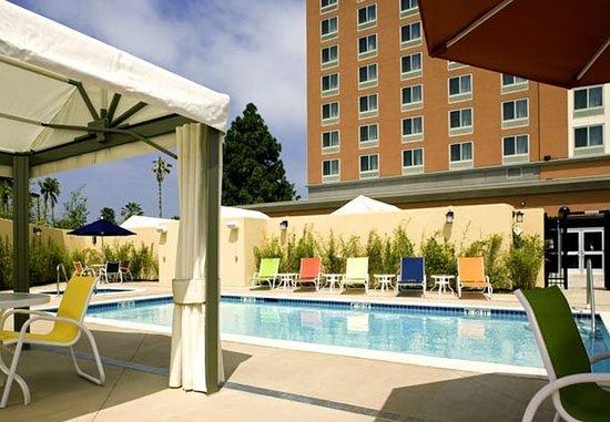 Culver City, Californië: Outdoor Pool