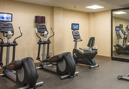 Culver City, Californië: Fitness Center