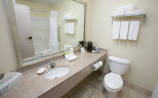 Pocomoke City, MD: Guest Bathroom