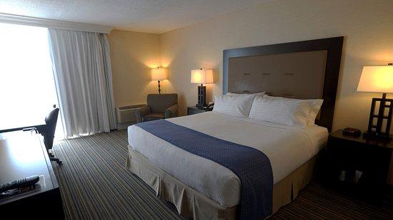 Spring Lake, MI: King Bed Guest Room