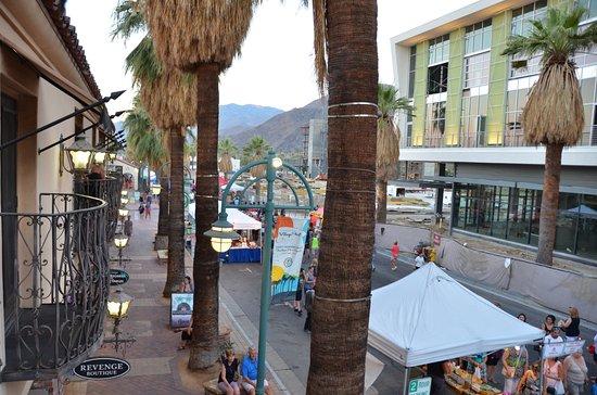 Andreas Hotel & Spa: Beginning of Village Fest