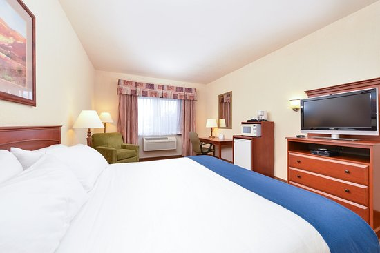 Holiday Inn Express Farmington (Bloomfield): Single Bed Guest Room