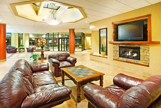Johnson City, TN: Hotel Lobby