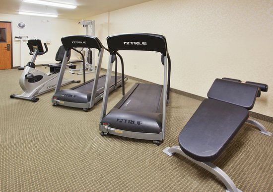 Grass Valley, CA: Bring your gear and enjoy our Fitness Center