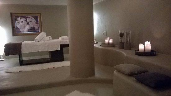Valles, Ιταλία: Stanza per massaggi