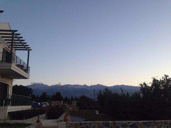 Vamos, Grecia: Mountain view