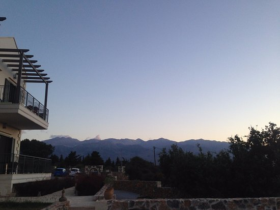 Vamos, Griechenland: Mountain view