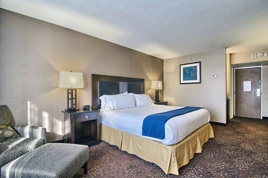 Birmingham, ميتشجان: Queen Bed Guest Room