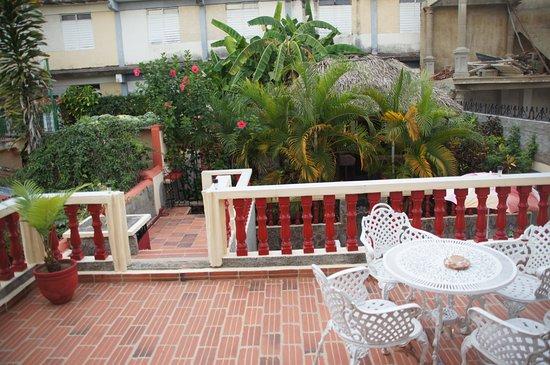 Pinar del Rio, Küba: une des terrasses