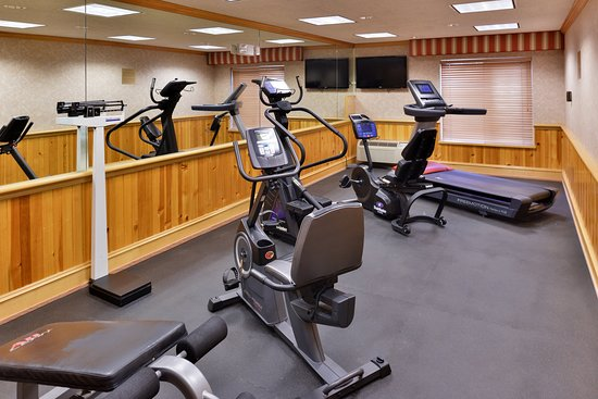 Holiday Inn Express & Suites Elko Fitness Center