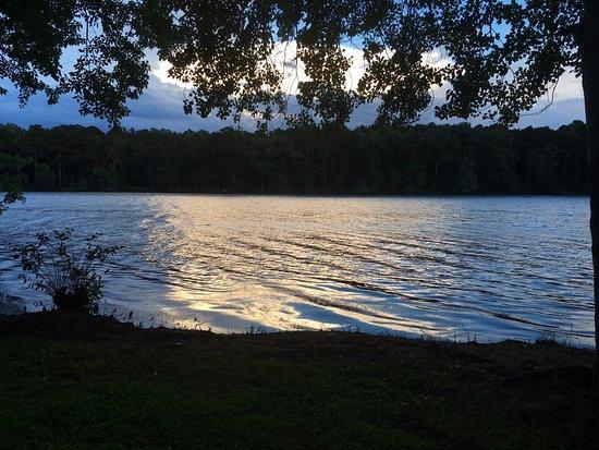 Scottsboro, AL : View from our campsite