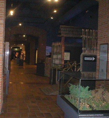 Santiago Metropolitan Region, Chile: Hall One.