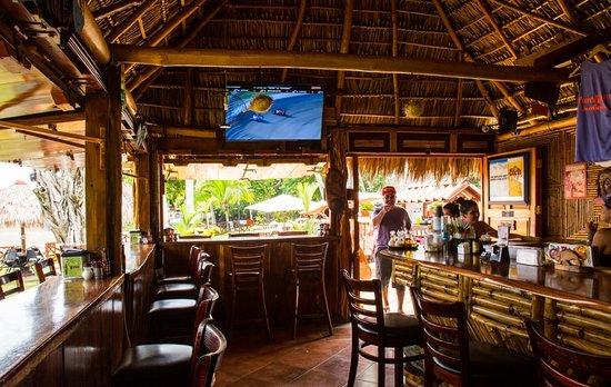 Jaco Laguna Resort & Beach Club: TikiBar&Rest