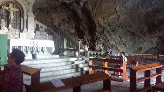 Plan-d'Aups-Sainte-Baume, Francia: la grotta