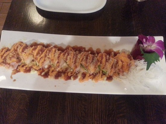Park Ridge, IL: special - pink lady sushi