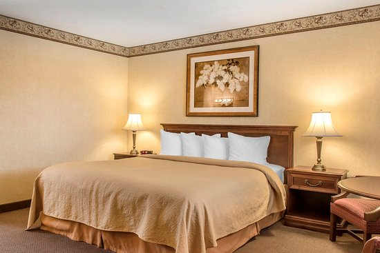 Breezewood, Pensylwania: King guest room