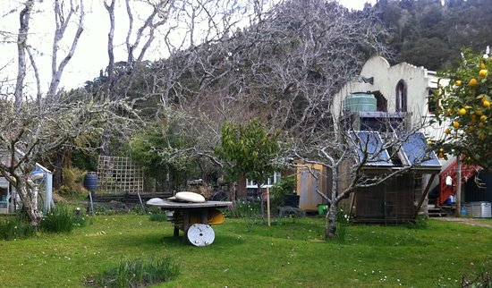 The Flying Fox: Gardens