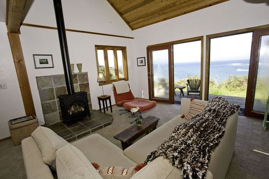 ลิตเทิลริเวอร์, แคลิฟอร์เนีย: Oceanfront Luxury Home