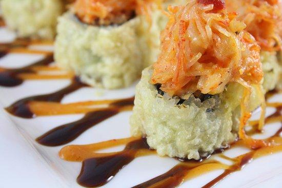 Flowood, Μισισιπής: Ichiban Hibachi & Sushi.