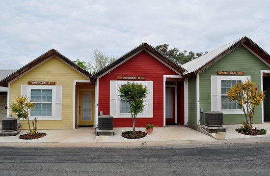 Kerrville, تكساس: Cottages