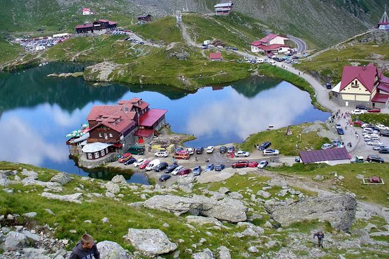 Fagaras Mountains - Lake Bale ,Romania