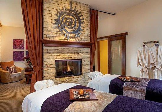 Lake Arrowhead, Kalifornien: Spa of the Pines - VIP Journey Suite