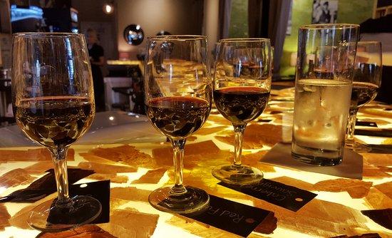 Grapevine, TX: Cata de vinos de la casa