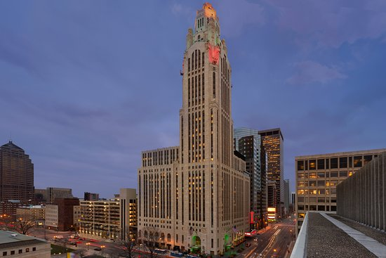 Hotel Leveque Autograph Collection Sits In The Heart Of Downtown Columbus Ohio