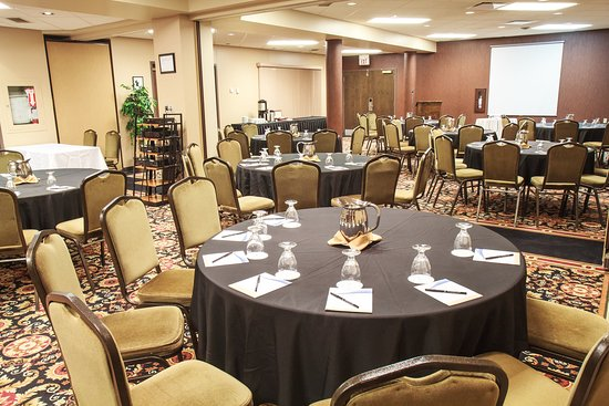 Peace River, Canada: Meeting Room