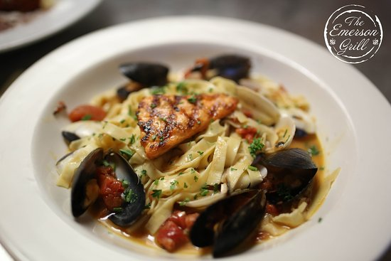 Emerson Grill: Tutti Mari with Fresh Pasta