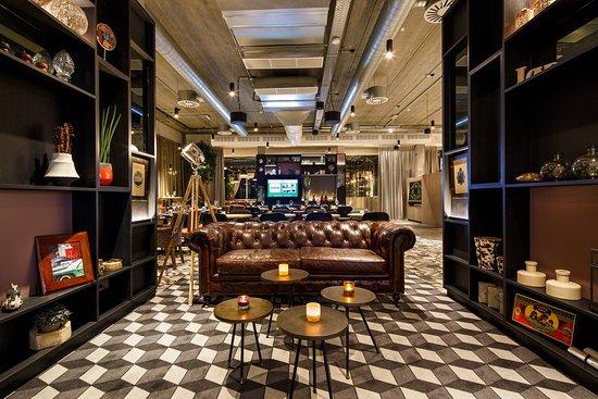 Diegem, Bélgica: Lobby Bar