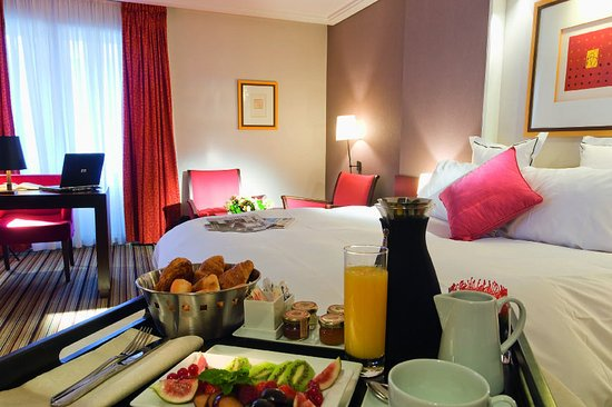 Diegem, Belgia: Room