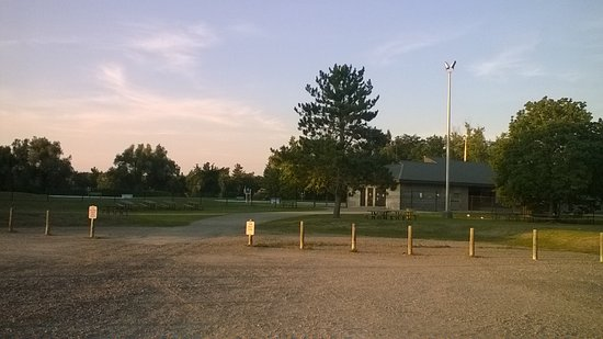 Earl Rowe Provincial Park: Pool area