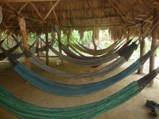 Camping Tayrona Photo