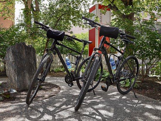 Matrix Hotel   Bike Rentals