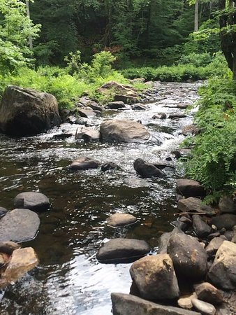 Bristol, NH: little rivers nearby