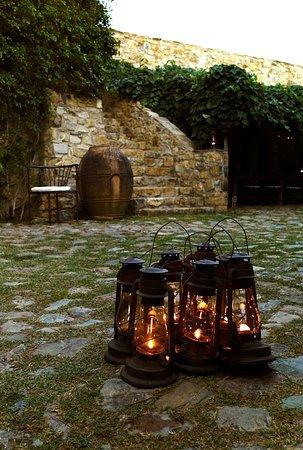 Cinigiano, Italia: Castello Di Vicarello