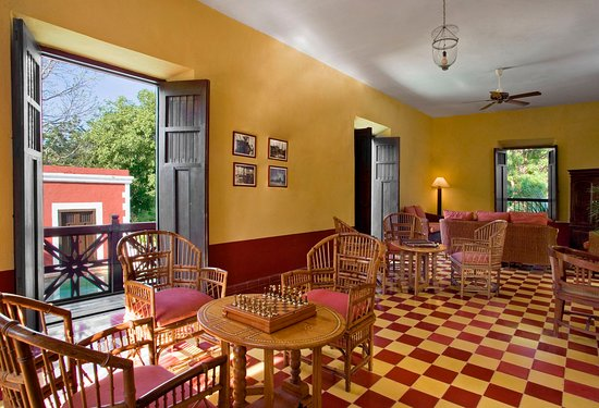 Maxcanu, Mexico: Meeting Room