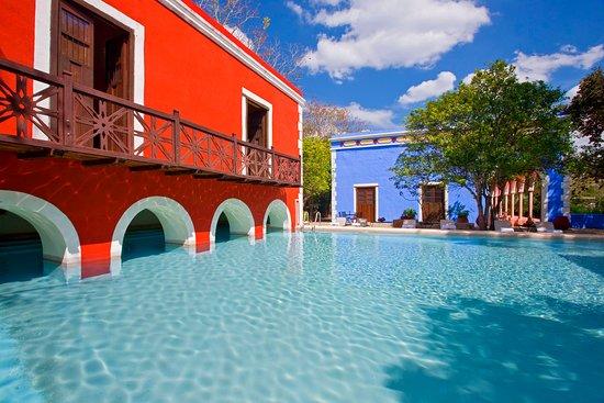 Maxcanu, Mexico: Outdoor Main Pool