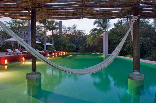 Tixkokob, Mexique : Pool