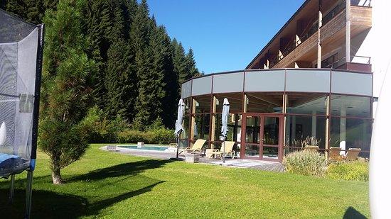 Hopfgarten in Defereggen, Austria: piscina hotel