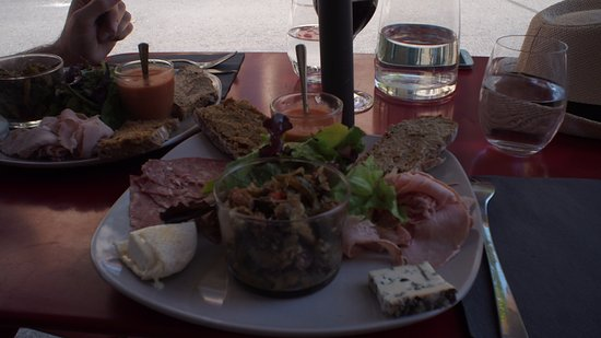 Banon, Francja: Lunch deal