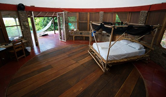 Balgue, Nicaragua: Master bedroom of the Homestead House