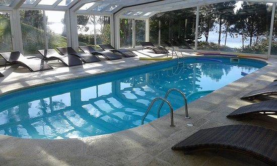 Piscina climatizada picture of hotel del lago golf art for Piscina climatizada